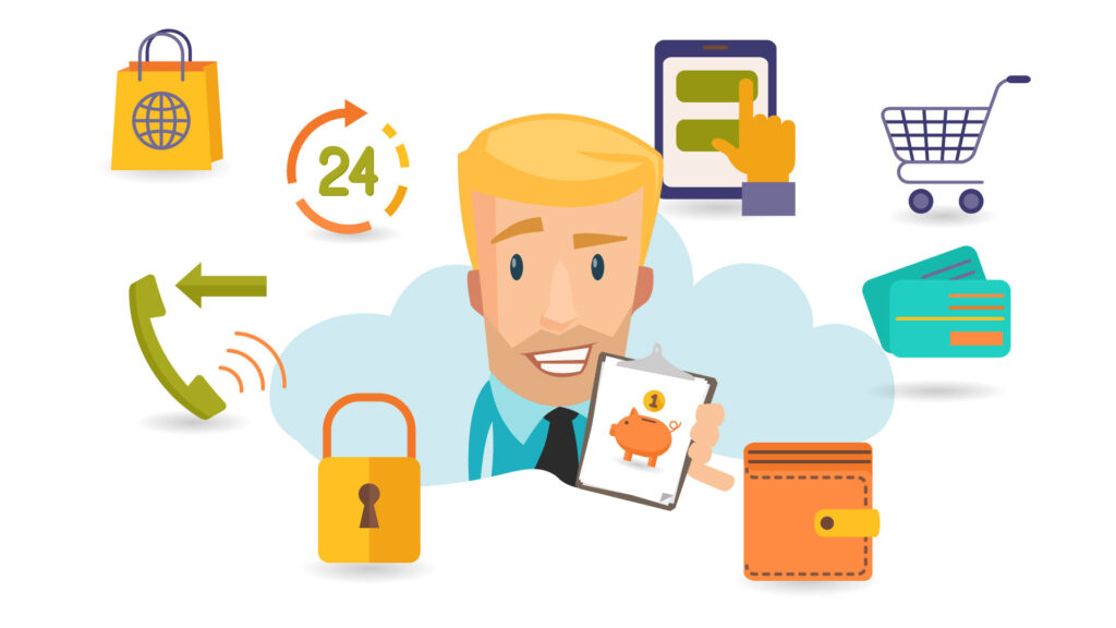 benefits of e-commerce in the cloud