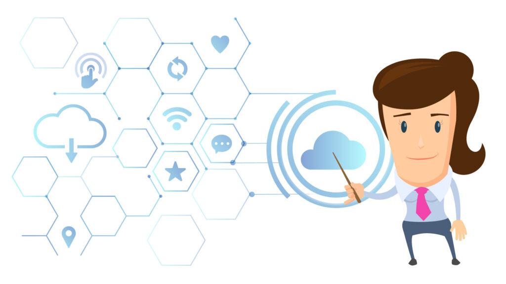 e-commerce cloud architecture